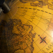 Royalty-Free Stock Photo: Ancient map