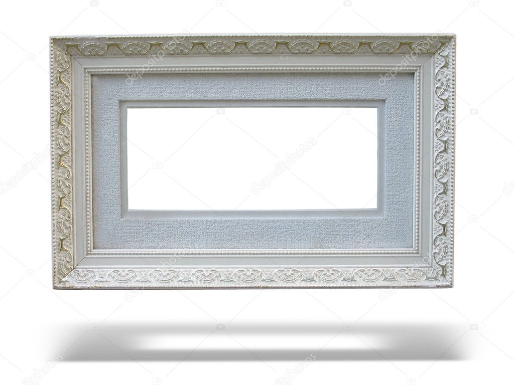 Old Wooden Picture Frames Old Antique Wooden Picture