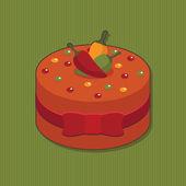 Mexican cake — ストックベクタ