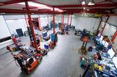 Workshop interior — Stock Photo