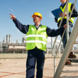 Industrial Workers — Stock Photo #5659813