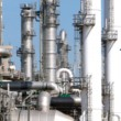 Petrochemical industry - Foto Stock