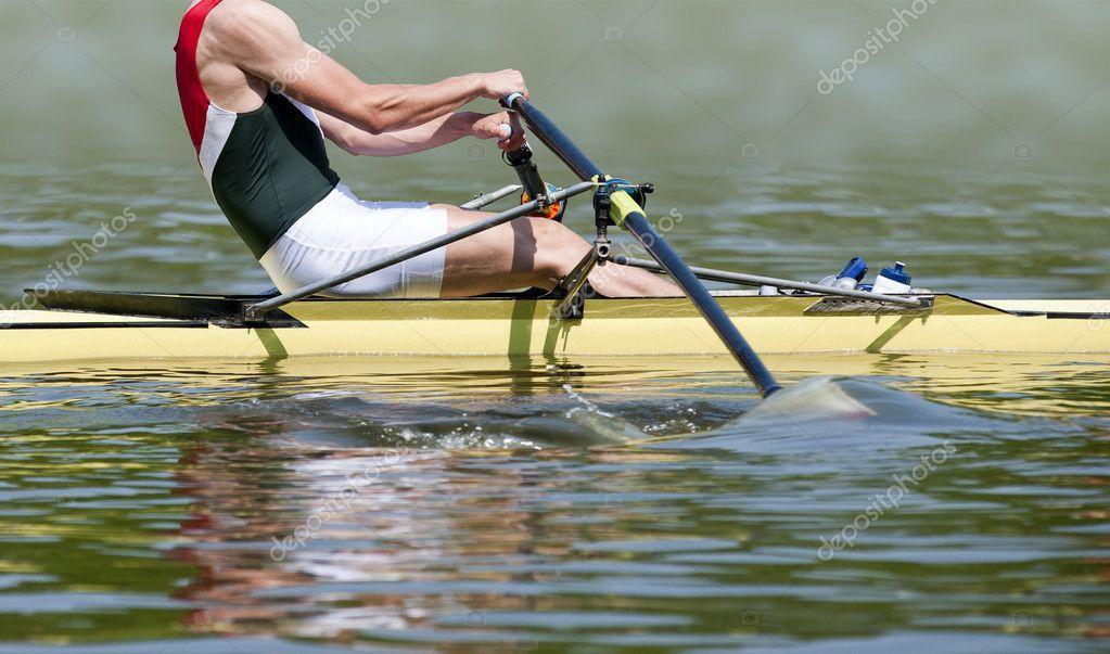 устройство лодки для академической гребли