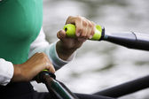 Women's Single Sculls — Stock Photo