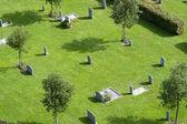 墓地 — 图库照片