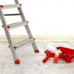 Paint-hulpmiddelen — Stockfoto
