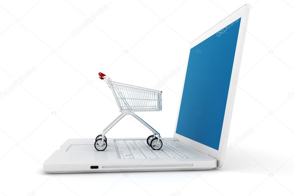 Shopping cart, online shopping, Multi-Brand Laptop Accessories