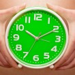 Stock Photo: Biological clock