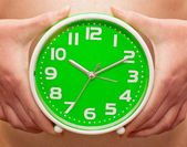 Biological clock — Stock Photo