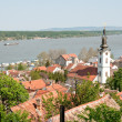 Zemun, near Belgrade — Stock Photo