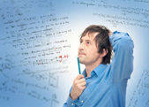 Mathematics — Stock Photo