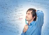 Mathematics — Stock Photo