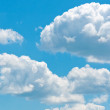 Stock Photo: Cumulus Cloud