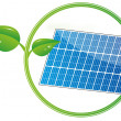 Stock Photo: Solar power