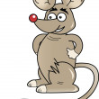 Brown Mouse — Stock Photo