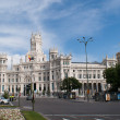 Madrid town hall, Madrid, Spain - Stock Photo