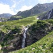 In the Caucasus Mountains — Foto Stock