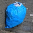 Trash bag — Stock Photo