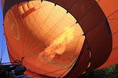 Hot air balloon — Foto Stock