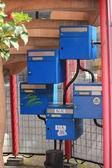 Post box — Stock Photo