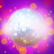 Night club disco ball — Stock Photo #6683689
