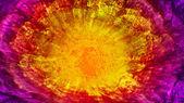 Paprsky světla. abstraktní pozadí. — Stock fotografie