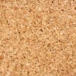 Close-up of cork board — Stock Photo