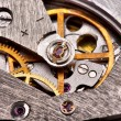 Clock mechanism — Foto Stock