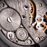 Clock mechanism — Stock Photo #5425112