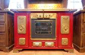 ビンテージ ガス炊飯器 — ストック写真