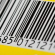 Stock Photo: Bar code