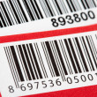 Bar codes — Foto Stock #5549659