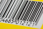 Bar code — Stock fotografie