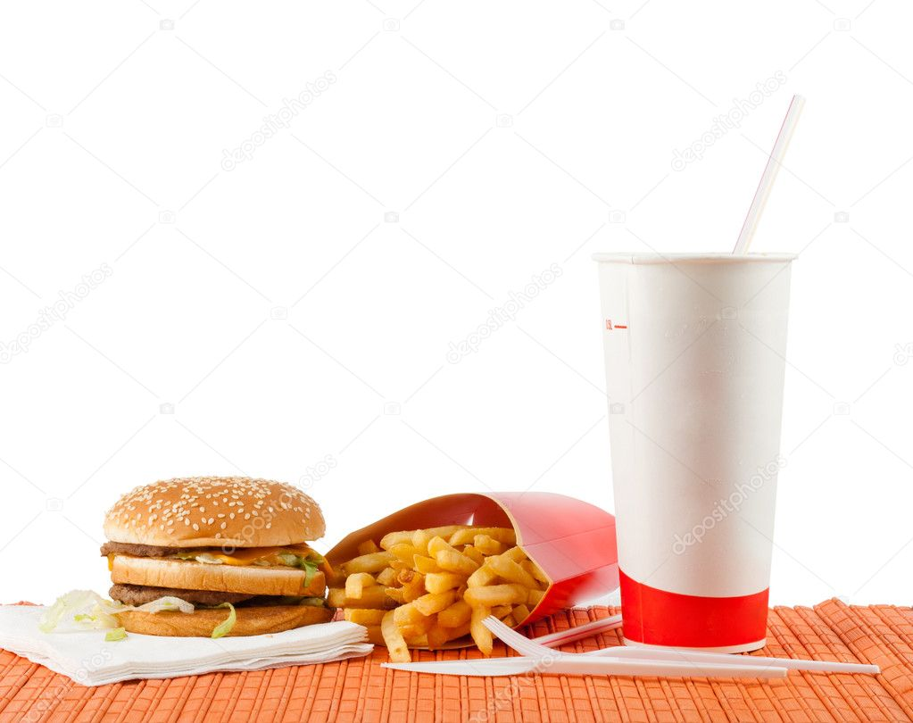 Essay On Fast Food