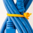 USB cable — Stock Photo
