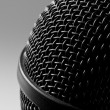 Stock Photo: Modern microphone