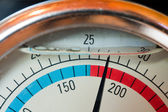 Water manometer — Stock Photo