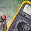 Royalty-Free Stock Photo: Digital multimeter