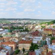 Stock Photo: Panoramof Lviv, Ukraine