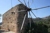 Ancient mill — Stock Photo