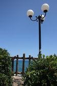 Romantic view of Mediterranean Sea — Stock Photo