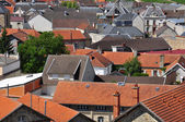 Roof top view — Stock Photo