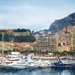 Monte Carlo harbor — Stock Photo #5426314
