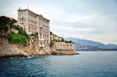 Oceanographic Museum, Monaco — Stock Photo