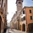 Padova old town, Italy — Stock Photo