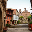 Poble Espanyol in Barcelona, Spain — Stock Photo