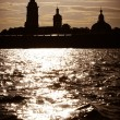 Peter and Paul Fortress in St. Petersburg, Russia — Stock Photo