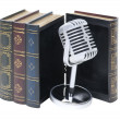 Audio Books — Stock Photo