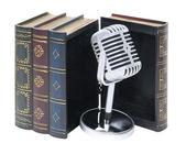 Audio Books — Stock Photo