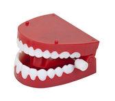 Fake Chattering Teeth — Stock Photo